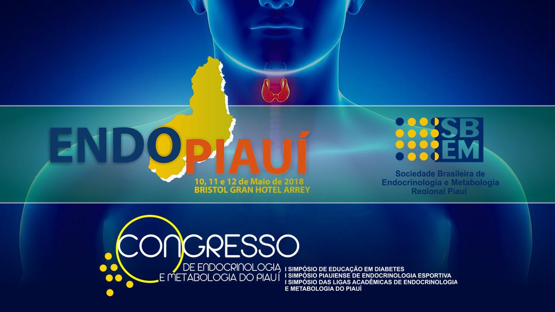 I Congresso Piauiense de Endocrinologia e Metabologia
